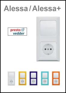 PRESTO-VEDDER - Serie Alessa