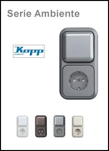 KOPP - Serie Ambiente