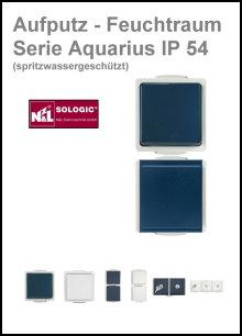 N & L - SOLOGIC - AP-Feuchtraum - Serie Aquarius IP 54