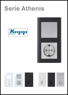 KOPP - Serie Athenis