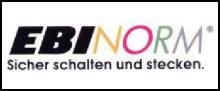 EBINORM - Schalterprogramm