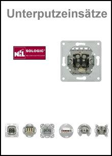 N & L - SOLOGIC - Unterputzeinsätze