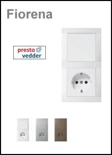 PRESTO-VEDDER - Serie Fiorena