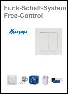 KOPP - Funk-Schalt-System - Free-Control