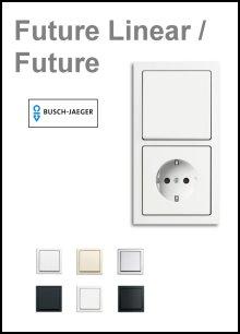 BUSCH-JAEGER - Serie Future / Future Linear