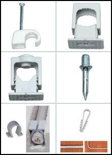 Kabelbefestigungs-Schellen und Kabelbefestigungs-Schlaufen