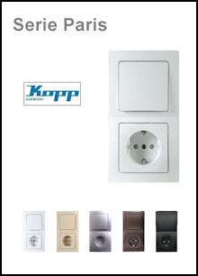 KOPP - Serie Paris / HK 05