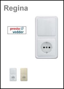 PRESTO-VEDDER - Serie Regina