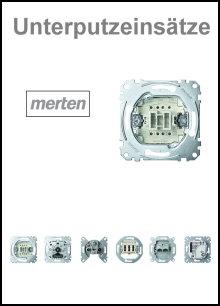 MERTEN - Unterputzeinsätze