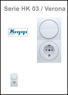 KOPP - Serie HK 03 / Verona