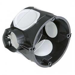 Luftdichte-UP-Gerätedosen - mit 4 Schraubdomen - KAISER 1 Stück - (1,72 Euro)