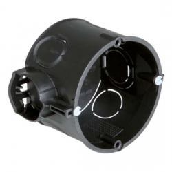 UP-Gerätedosen - mit 4 Schraubdomen und 2 Geräteschrauben - KAISER 1 Stück - (0,65 Euro)