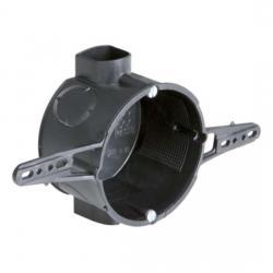 UP-Gerätedosen mit Nagellaschen als Montagehilfsmittel - mit 2 Geräteschrauben - KAISER 1 Stück - (1,16 Euro)