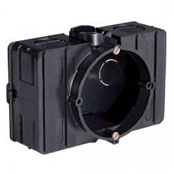 UP-Geräte-Verbindungsdosen mit seitlichen Klemmräumen - mit 4 Schraubdomen - KAISER 1 Stück - (4,31 Euro)