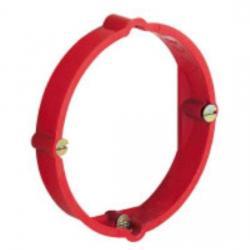 Putzausgleich-Ring - für Gerätedosen und Geräte-Verbindungsdosen Durchmesser 60 mm - KAISER 12 mm Höhe - 1 Stück - (1,10 Euro)