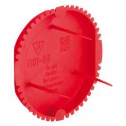Signaldeckel - für Gerätedosen-Durchmesser: 60 mm - KAISER 1 Stück - (0,33 Euro)