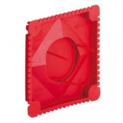 Signaldeckel - für Verbindungs-Kasten-Größe: 80 x 80 mm - KAISER 1 Stück - (2,00 Euro)