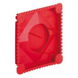 Signaldeckel - für Verbindungs-Kasten-Größe: 100 x 100 mm - KAISER 1 Stück - (2,33 Euro)