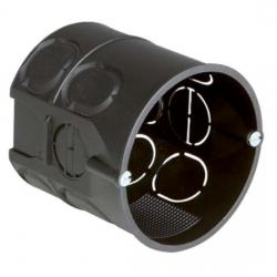 UP-Geräte-Verbindungsdosen für Einsatz in Sichtmauerwerk - mit 2 Geräteschrauben - KAISER 1 Stück - (2,10 Euro)