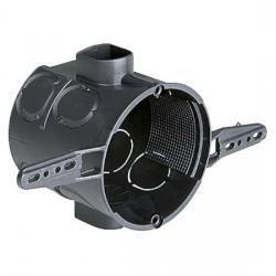 UP-Geräte-Verbindungsdosen mit Nagellaschen als Montagehilfsmittel - ohne Schrauben - KAISER 1 Stück - (1,32 Euro)