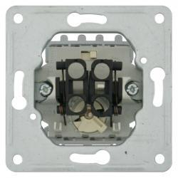29-Funktionen - Multifunktions-Universal-Schalter/Taster-Einsatz - mit Leuchtbaugruppe - SOLOGIC - N & L beleuchtbar - (9,31 Euro)