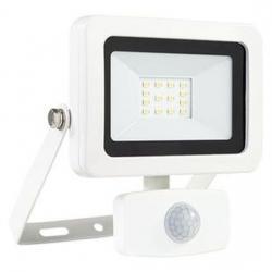 LED Strahler mit Bewegungsmelder - Flare - 10 W / 900 Lumen - REV-RITTER weiß - (15,02 Euro)