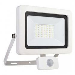 LED Strahler mit Bewegungsmelder - Flare - 30 W / 2550 Lumen - REV-RITTER weiß - (29,28 Euro)