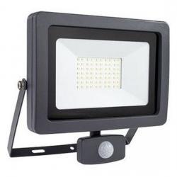 LED Strahler mit Bewegungsmelder - Flare - 50 W / 4250 Lumen - REV-RITTER anthrazit - (38,31 Euro)