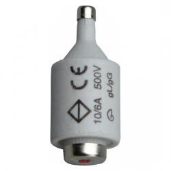 DIAZED-Sicherungseinsätze - KOPP D II E27 - 10/6 A - 5 Stück-Packung - (3,35 Euro)