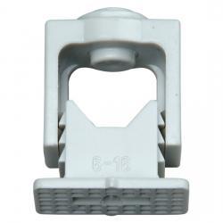 Greif-Iso-Schellen - für Kabel-Durchmesser: 6 - 16 mm - KOPP Farbe: grau - 10 Stück-Packung - (3,43 Euro)