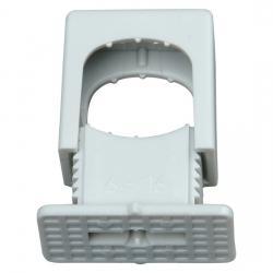 Druck-Iso-Schellen - für Kabel-Durchmesser: 6 - 16 mm - KOPP Farbe: grau - 50 Stück-Packung - (8,42 Euro)