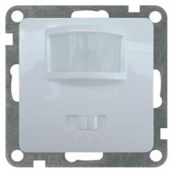 UP-Passiv-Infrarot-Bewegungsmelder - Serie Monaco - UNITEC ultraweiß - (35,84 Euro)