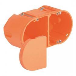 Hohlwand-Electronic-Zweikammerdosen mit Trennwand - Dosentiefe 75 mm - KAISER 1 Stück - (10,43 Euro)