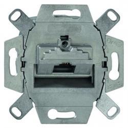 UAE-Datendosen-Einsatz - 1 Steckbuchse - 8 (8) polig Kat. 6A iso, geschirmt - BUSCH-JAEGER 1 Steckbuchse - (24,16 Euro)