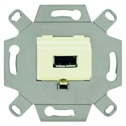USB-Anschlussdose-Einsatz - BUSCH-JAEGER