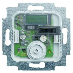 Temperaturanzeige-Raumtemperaturregler-Einsatz - mit Öffnerkontakt und Schalter für Nachtabsenkung - BUSCH-JAEGER 10 A / 230 V - (135,24 Euro)