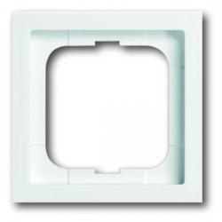 1-fach - Abdeckrahmen - Serie Future Linear - BUSCH-JAEGER studioweiß - (3,38 Euro)
