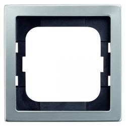 1-fach - Abdeckrahmen - Serie Pur Edelstahl - BUSCH-JAEGER Edelstahl (Metall-Oberfläche) - (14,16 Euro)