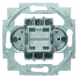 Wipp-Aus-/Wechselschalter-Einsatz - 2-polig - BUSCH-JAEGER 10 AX / 250 V - (23,41 Euro)