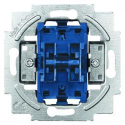 Wipp-Doppelwechselschalter-Einsatz - BUSCH-JAEGER 10 AX / 250 V - (19,37 Euro)