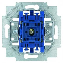 Wipp-Kontrollschalter-Einsatz - Aus- und Wechselschaltung - BUSCH-JAEGER 10 AX / 250 V - (18,19 Euro)