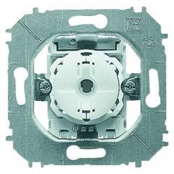 Druckfolge-Serienschalter-Einsatz - nur für Serie Impuls - BUSCH-JAEGER 10 AX / 250 V - (18,35 Euro)