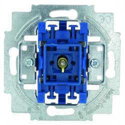 Wipp-Taster-Einsatz - Schließer - mit Beleuchtung und N-Klemme - BUSCH-JAEGER 10 A / 250 V - (12,78 Euro)