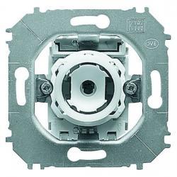 Druckfolge-Taster-Einsatz - Wechsler (Öffner /Schließer) mit N-Klemme - nur für Serie Impuls - BUSCH-JAEGER 10 A / 250 V - (15,82 Euro)