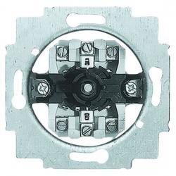 Drehgriff-Jalousie-Tastrastschalter-Einsatz - 2-polig - BUSCH-JAEGER 10 AX / 250 V - (28,39 Euro)