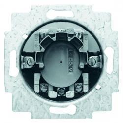 Profilhalbzylinder-Schlüssel-Taster-Einsatz - Jalousie-Taster 2-polig - BUSCH-JAEGER 10 A / 250 V - (58,51 Euro)