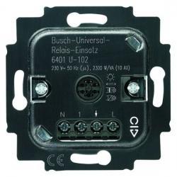 Schalt-Einsatz für Busch-Wächter 180 UP - Universal-Relais-Einsatz - 2300 W/VA - BUSCH-JAEGER 2300 W/VA - (96,87 Euro)