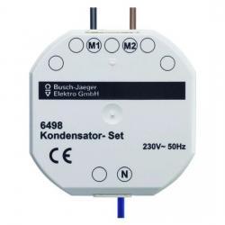 Kondensator-Set - für Jalousiecontrol II - Einsatz - BUSCH-JAEGER 230 V - (32,37 Euro)
