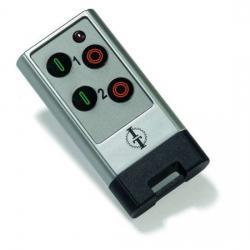 Selbstlern-Funk-Sender - Mini-Hand-Sender ITKL-2 - INTERTECHNO Für selbstlernende Empfänger - (17,54 Euro)