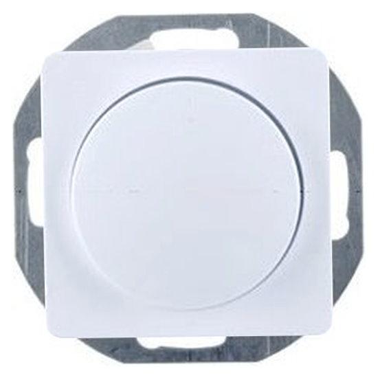 dimmer f r gl hlampen 20 400 w serie genua unitec. Black Bedroom Furniture Sets. Home Design Ideas